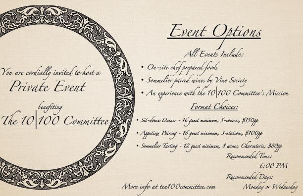 VS Event Options